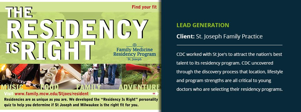 St. Joseph Family Practice Residency Survey