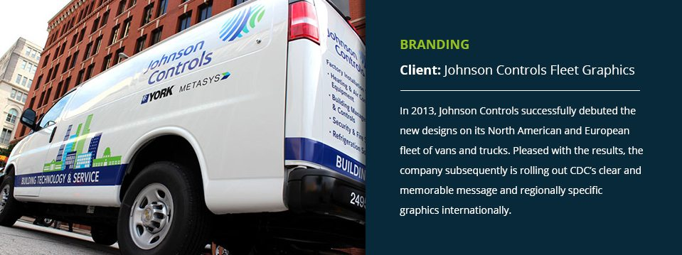 Johnson Controls Fleet Graphics