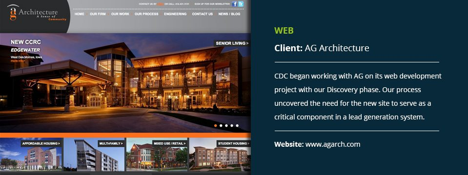 AG Architecture Web