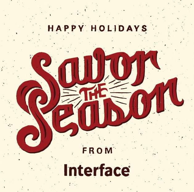 Interface Holiday Card