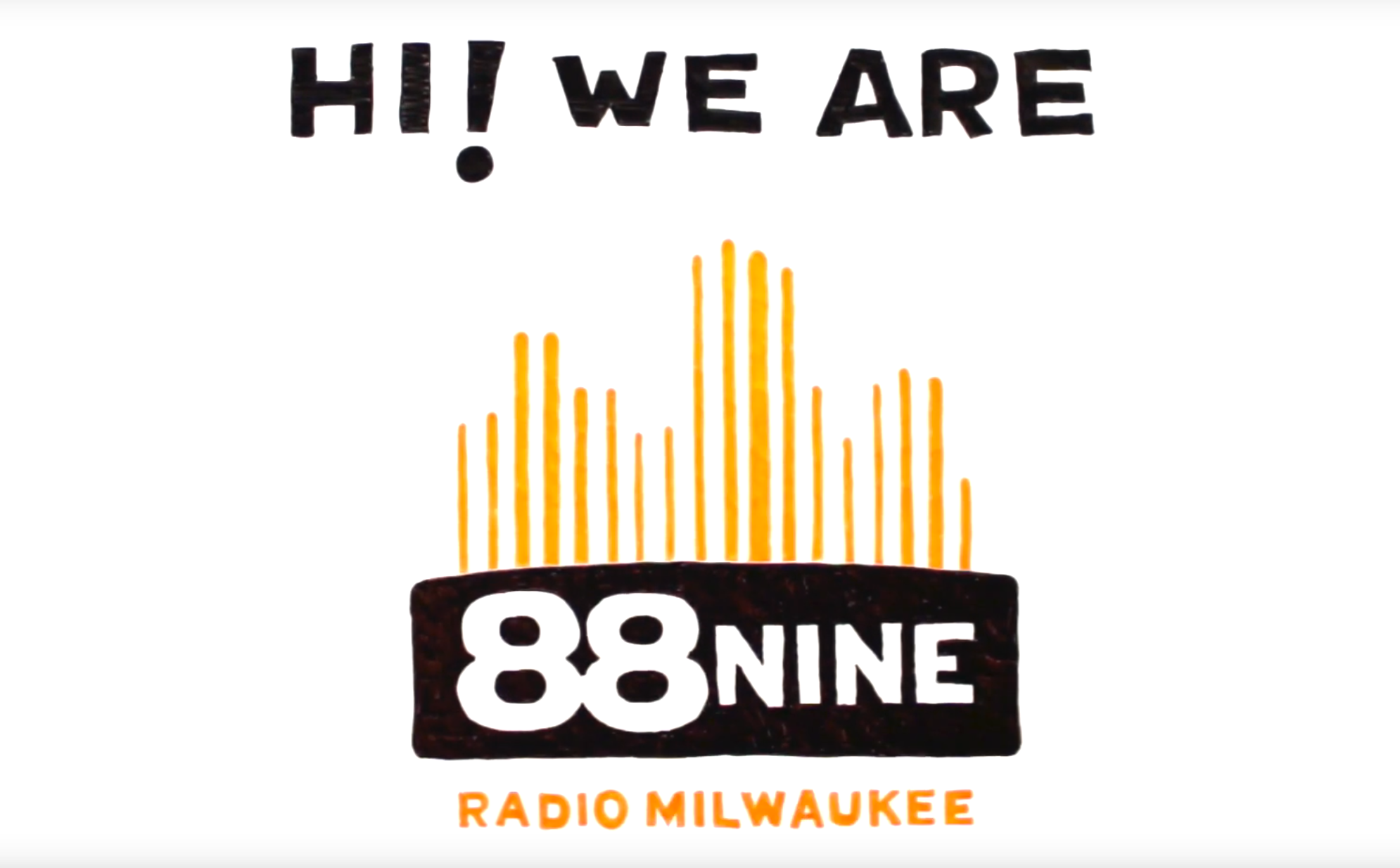 Radio Milwaukee Whiteboard – A Frequency for Good in Milwaukee