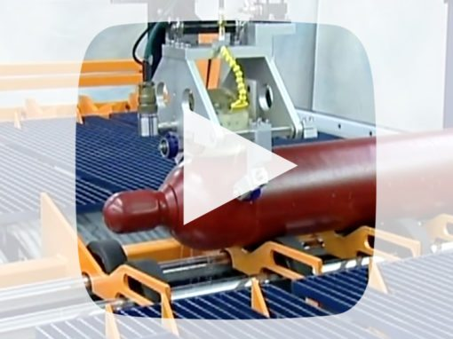Cyl-Sonic Ultrasonic Examination Systems Video
