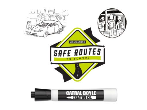 Safe Routes to School Whiteboard Video